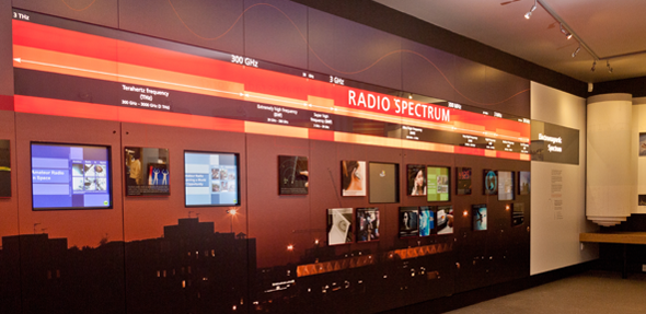 Images of the National Radio Centre